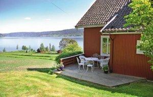 Ferienhaus in Bjoneroa am Randsfjord