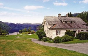 Ferienhaus in Stamnes am Osterfjord