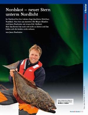 Angelbericht über die Region Nordskot