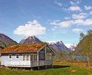 Ferienhaus in Fjærland am Fjærlandsfjord