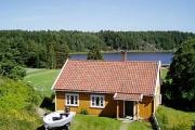 Ferienhaus Skjeggeby