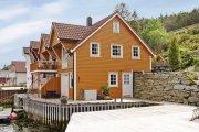 Ferienhaus in Bremnes auf der Insel Bømlo