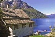 Ferienhaus am Eidfjord
