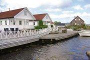 Ferienhaus auf Flekkerøy