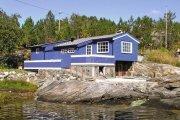 Ferienhaus auf der Insel Frei am Freifjord