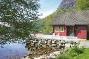 Ferienhaus in Hillestad am Lifjord / Sognefjord