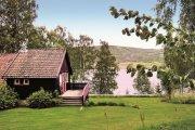 Ferienhaus in Ringelia am Randsfjord