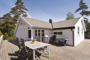 Ferienhaus in Tvedestrand